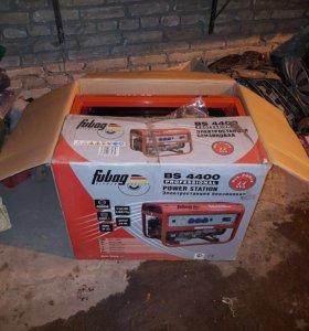 Электрогенератор Fubag BS 4400
