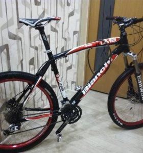Велосипед Bianchi Kuma (custom)