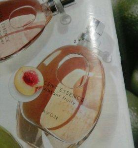 Туалетная вода Vibrant Fruity персик