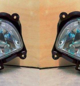Фара противотуманная левая правая Hyundai Sonata