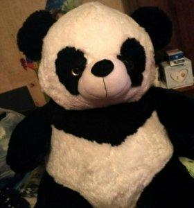 Плюшевый медведь панда