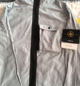 Stone Island Micro Reps куртка