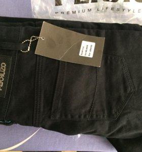 Perruzo Men's 714 Skinny Jeans, Black