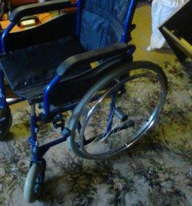 Складное кресло каталка