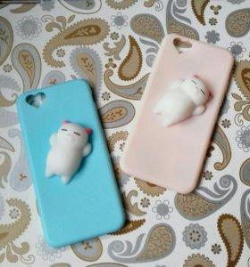 Чехол Антистресс Игрушка Айфон Iphone 6 6s