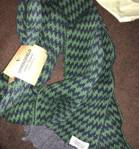 Новый шарф мужской