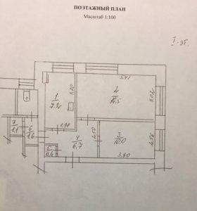 Комната, 26.5 м²