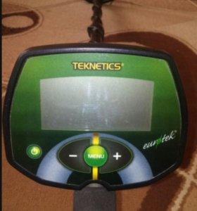 Металлоискатель Teknetics eurotek новый