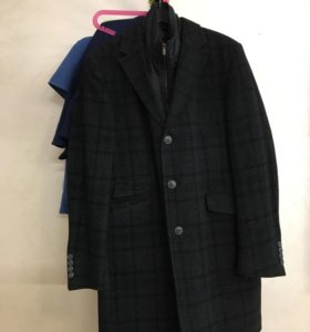 Пальто мужское немецкое