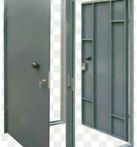 Стальная входная дверь