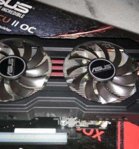 Игровая видеокарта Radeon r7 260