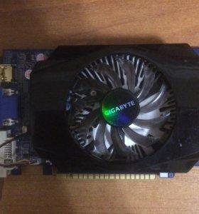 Gigabyte GeForce GT 630 gddr3 2gb 128bit