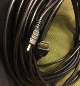 Hdml кабель 10 метров