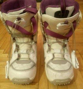 Ботинки для сноуборда 37 размер