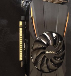 Новая видеокарта GeForce 1050ti 4GB