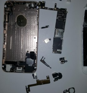 iPhone 6 по запчастям.