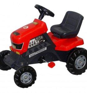 "Каталка трактор ""Turbo"" с педалями"
