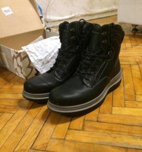 Ботинки Ecco roxton мужские зимние