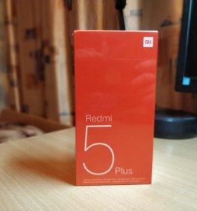 Xiaomi Redmi 5 Plus Global 3/32GB новый