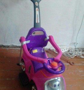 машина детская.