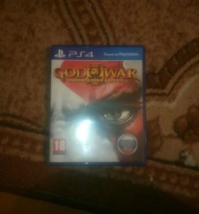 Игра на ps4 Got of war