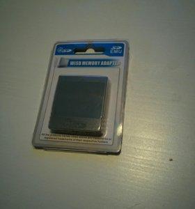 WiiSD адаптер для Gamecube и Wii