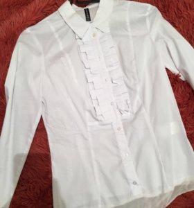 Рубашка белая (боди)