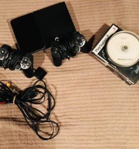 Игровая приставка Sony PlayStation 2