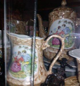 Сервиз мадонна столовый+чайный фарфор