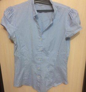 Рубашка б/у 48 размера
