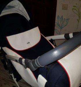 Продам коляску Anex Sport 3 в 1