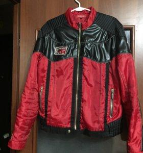 Бомбическая куртка
