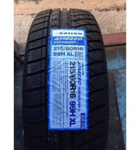 215/60 R16 Sailun Atrezzo 4 Seasons новые
