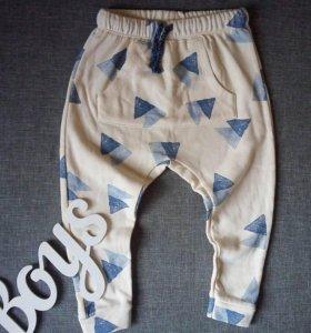 Штаны брюки на мальчика Zara