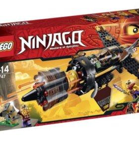 Lego Ninjago 70747, Скорострельный истребитель
