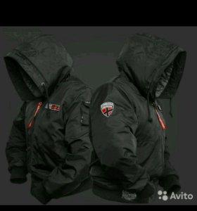 Куртка doberman aggresive combat 44