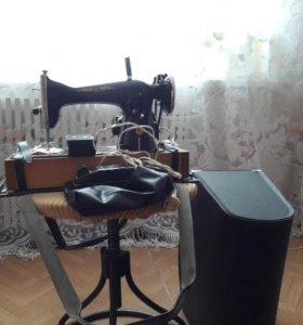 Швейная машина ПОДОЛЬСКАЯ 2М-35