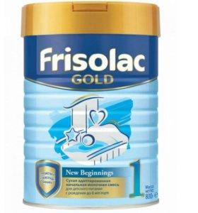 Смесь Friso Frisolac Gold 1 сухая молочная 800г