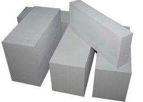 газосиликатные блоки со сколом с завода