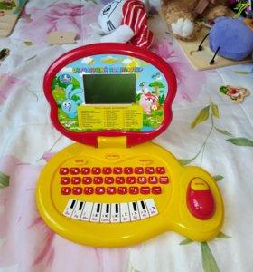 Детский компютр