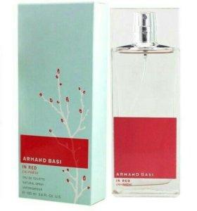 Armand Basi in red eau fraiche Духи 100 ml