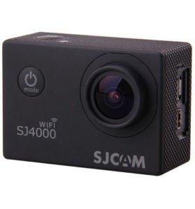 Камера SJCAM 4000 WiFi