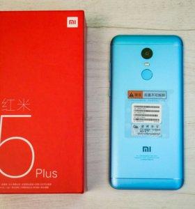 Новый Xiaomi Redmi 5 plus 32Gb