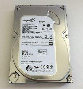 Жёсткий диск Seagate 500Гб
