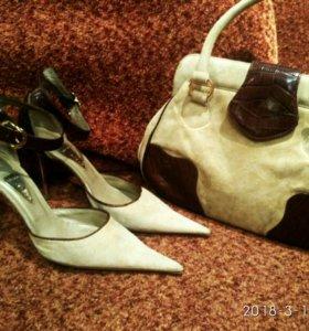 Элегантные итальянские туфли