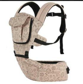 слинг ( кенгуру, рюкзак) для переноски детей.