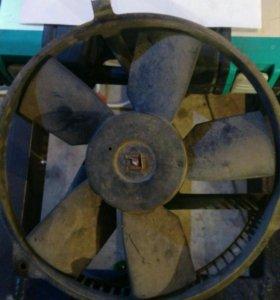 Вентилятор радиатора Вольво 460/440