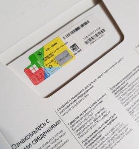 Windows 10 pro oem конверты