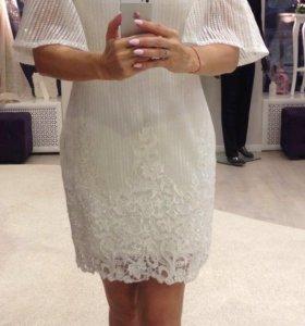 Свадебное платье. Платье для росписи.