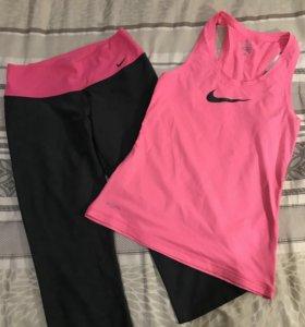 Майки и бриджи Nike